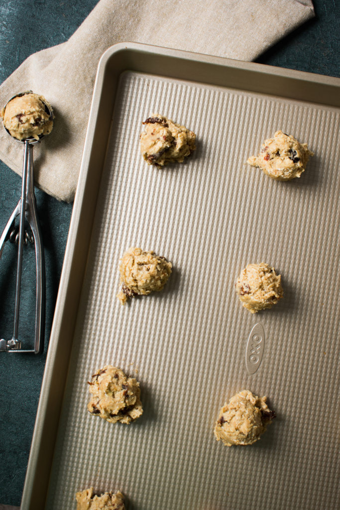 These are the best oatmeal raisin cookies I stimulate got e'er tasted oatmeal raisin cookies