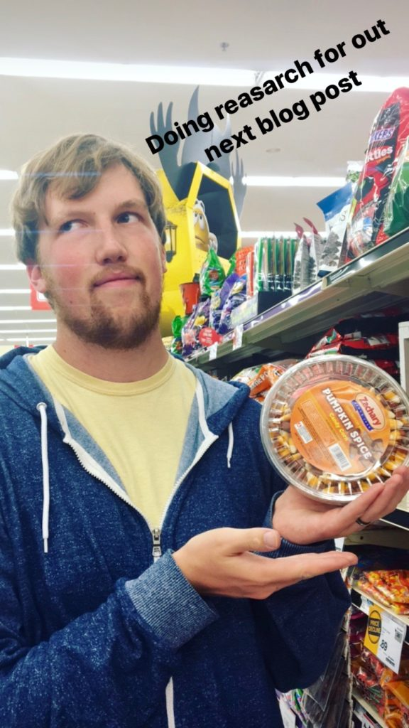 flavored everything floods grocery shop shelves ranking (some of) the pumpkin spice foods
