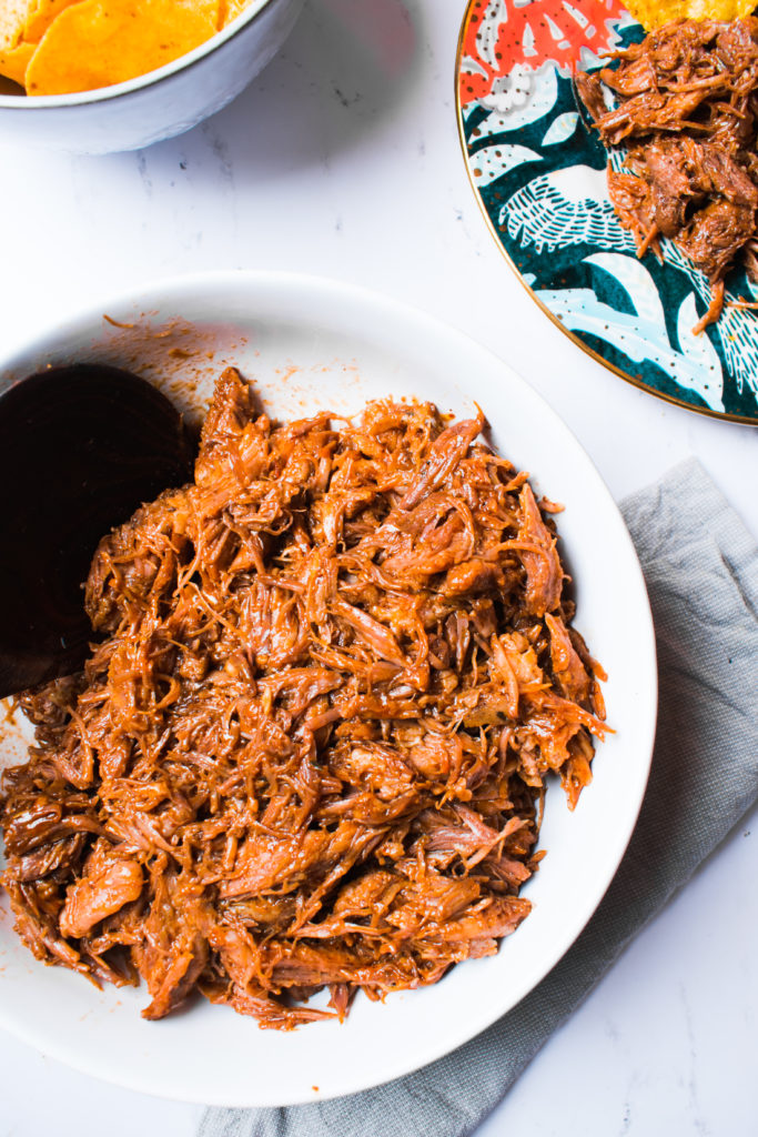 as well as Grant loves whatever as well as all types of meat  instant pot pulled pork