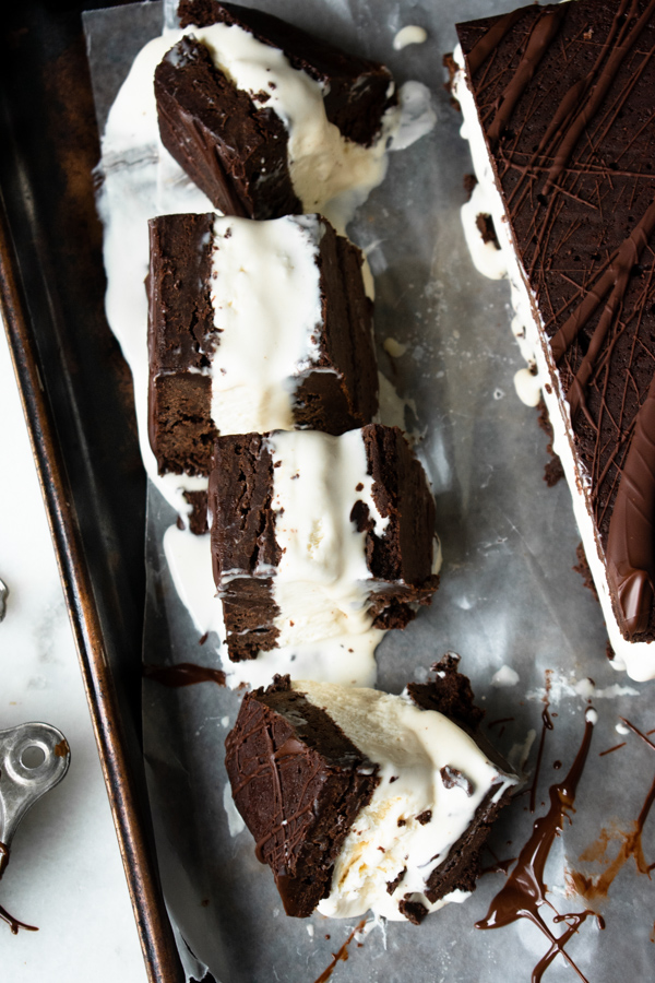 Because this volition live ALL yous wishing to brand together with consume from at nowadays until Labor Day bailey's chocolate H2O ice cream cake