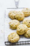 Even the pickiest of eaters volition love these cookies lemon basil cookies